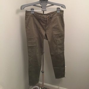 Army Green Army Pants